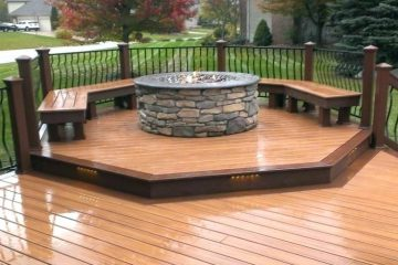 Decking and Benches - Royal Decking