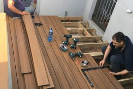 Composite Decking in Cape Town